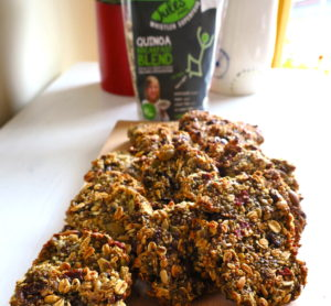 Quinoa Superfood Power Cookies | Jules Fuel