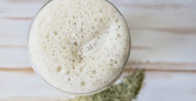 Hemp Milk Recipe & Ditching Dairy