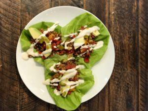Raw Eatery Carrot Sun Seed Taco Meat | Vegan