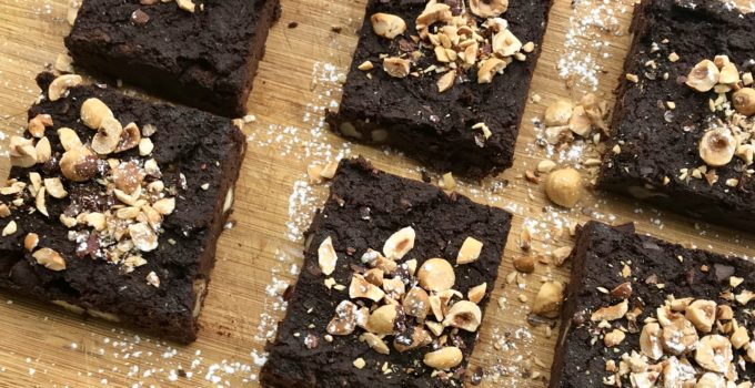 Meet Amy + her Velvet Underground Hazelnut Brownies